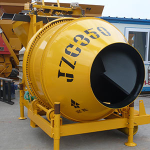 Our JZC350 Concrete Mixer to South Africa