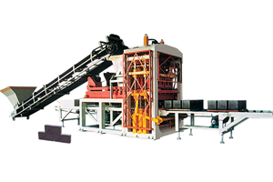 PE6-15 Normal Brick Machine