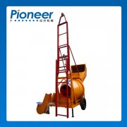 Concrete Mixer Installation and Test Running Standards