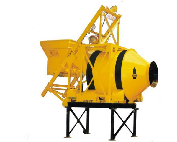 small friction concrete mixer